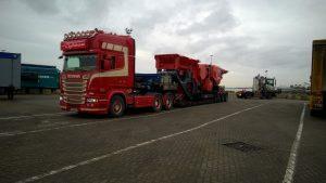 internationaal transport